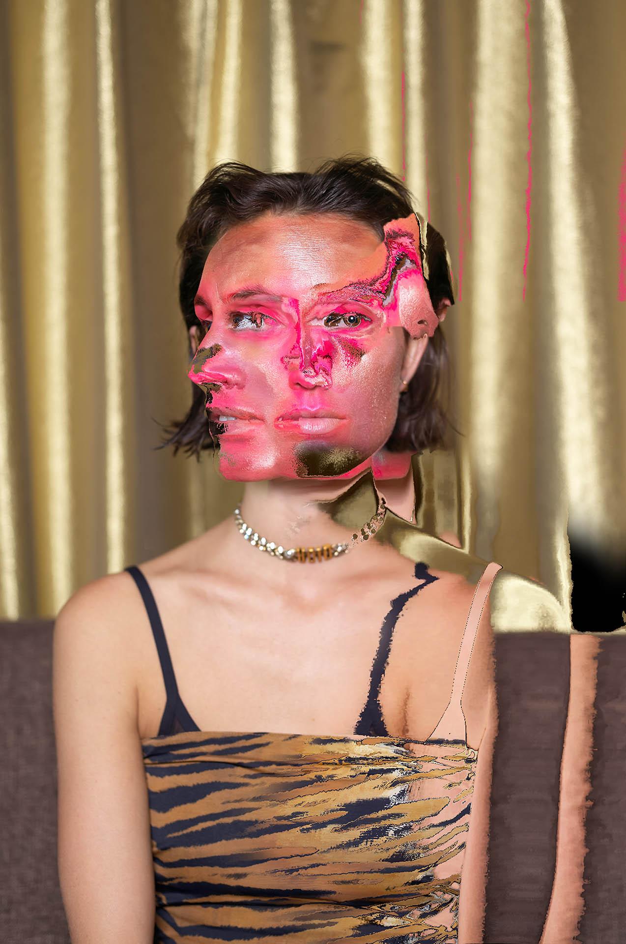 Portrait photo for Apart Publication, by Perimetre creative studio based in Paris
