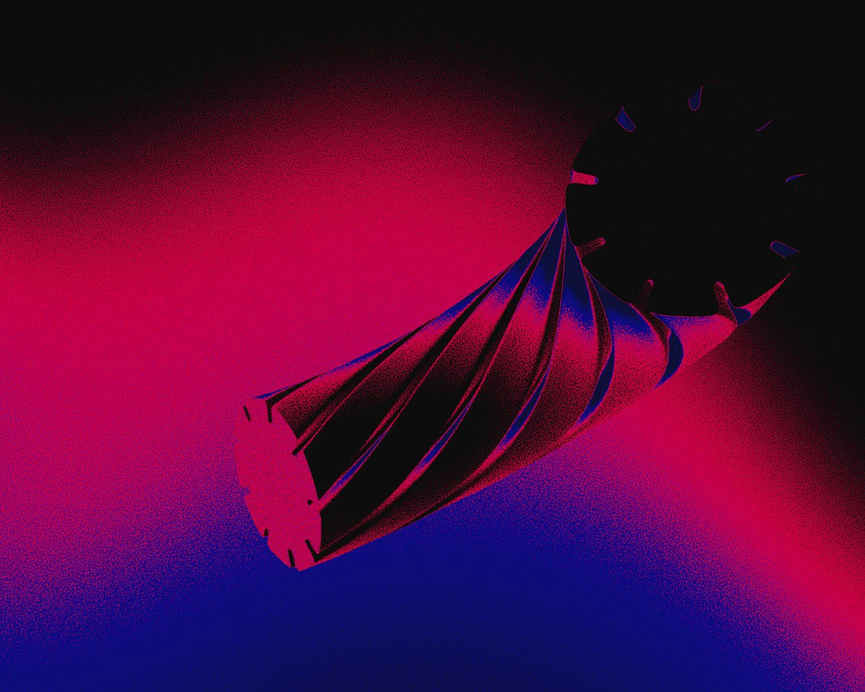 Graphic design picture of Heat made by Perimetre creative studio based in Paris