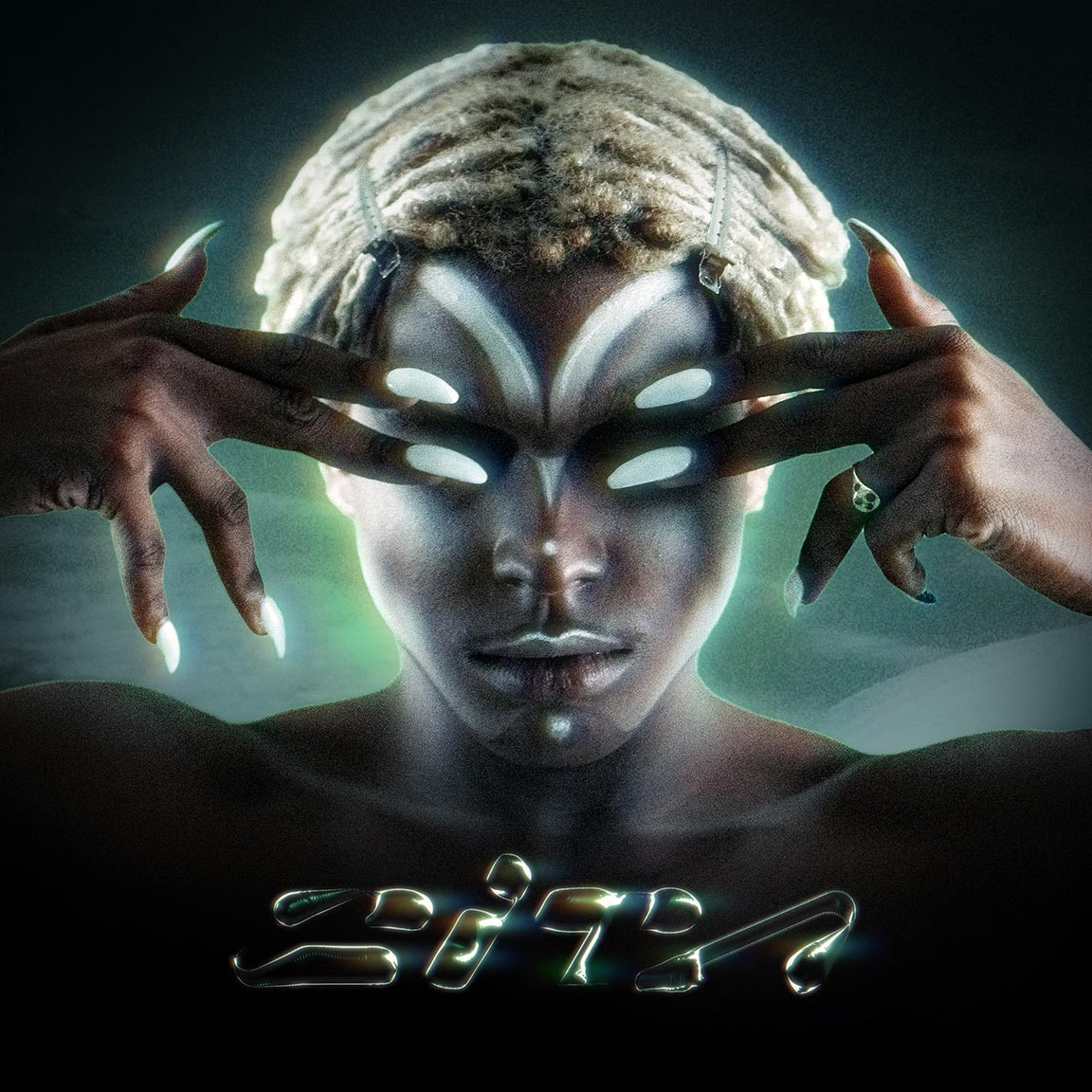 Picture of Zita's music video produced by Perimetre, a creative studio based in Paris