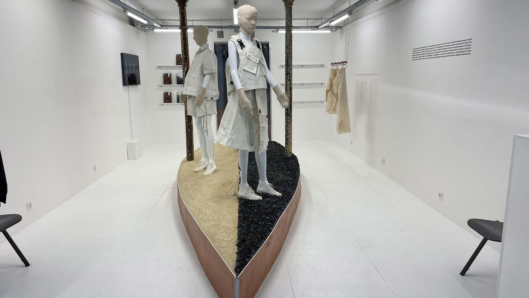 Fashion picture by Perimetre a creative studio based in Paris